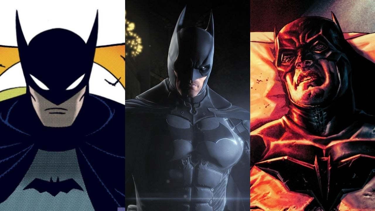 嘿!你認為羅伯.派汀森版本的《蝙蝠俠》電影戰服很有可能是參考於哪些作品呢?