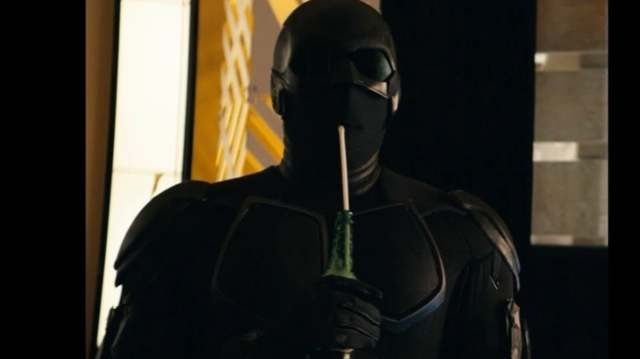 連護國超人都這麼說!《黑袍糾察隊》中的「黑俠」將會是第二季中最強大的角色