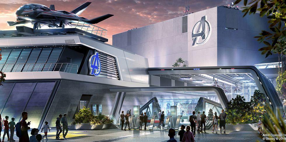 迪士尼樂園的復仇者聯盟區即將開幕,官方釋出詳細資訊一覽