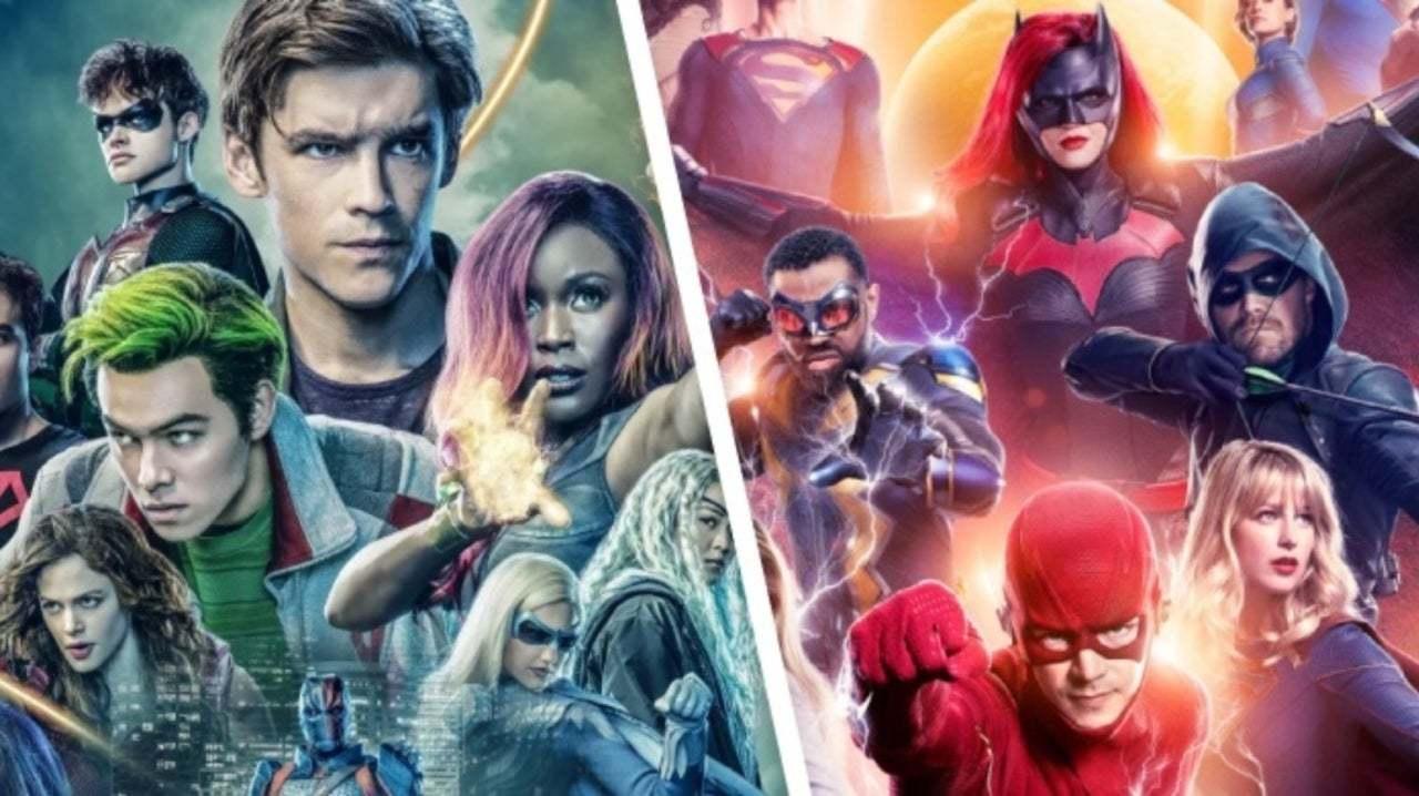 【綠箭宇宙相關】在多元宇宙整合後, DC Universe 影集是否將會出現在綠箭宇宙的連動集中?
