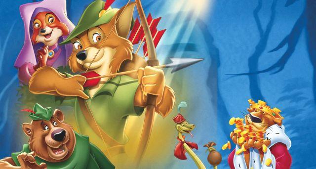 迪士尼經典動畫《羅賓漢》即將真人化!導演、編劇人選出爐