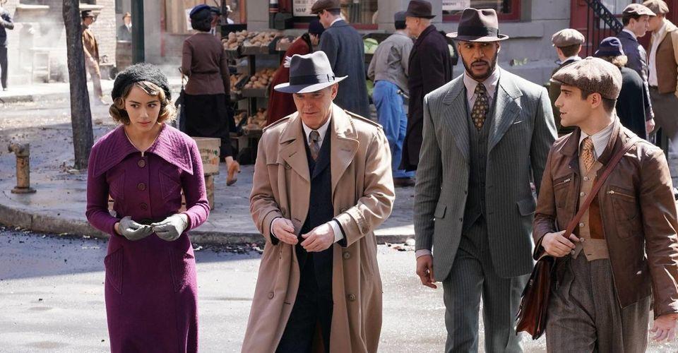【MCU相關】「考森探員」克拉克格雷格再度釋出《神盾局特工》最新劇照!