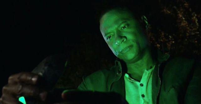 好閃耀呀!《綠箭俠》約翰狄格爾演員終於在 IG 上秀出了他的綠燈戒