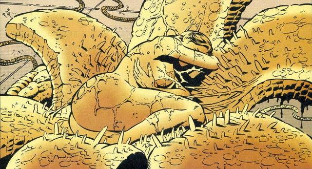 【突變第三型全系列介紹】檔案06:1993 ~ 94年漫畫《The Thing from Another World: Eternal Vows》