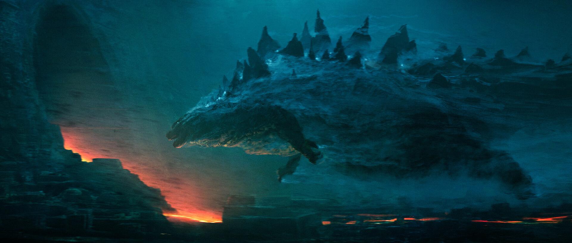 【怪獸宇宙相關】《哥吉拉2:怪獸之王》導演解釋為何劇情要探索怪獸之王的巢穴!
