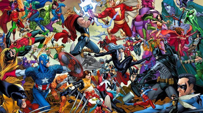 快撐不下去了!漫畫家們呼籲 MARVEL 和 DC 合作來度過難關