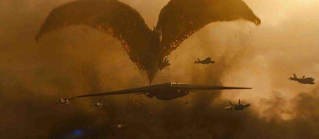 【怪獸宇宙相關】《哥吉拉:怪獸之王》的導演揭示了設計拉頓時的靈感