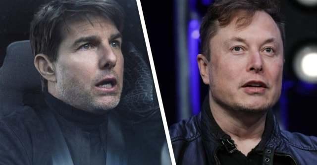 湯姆克魯斯跟特斯拉執行長-伊隆馬斯克要合作拍攝在宇宙冒險的電影啦!