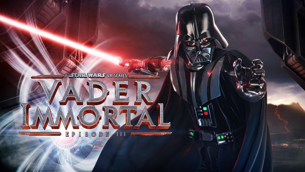 你也可以「自稱」天行者 !《Vader Immortal:星戰VR系列》即將登陸PlayStation VR平台 !