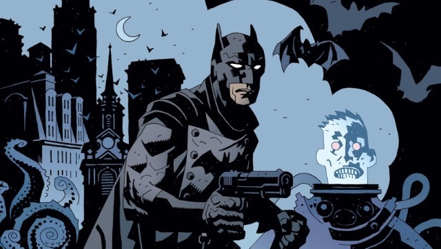 當克蘇魯與蝙蝠俠相遇會產生什麼火花?地獄怪客作者帶來的異色故事解析!