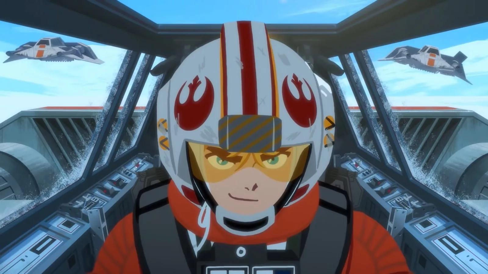 迪士尼公開「霍斯戰役」動畫短片來慶祝《帝國大反擊》40 周年!
