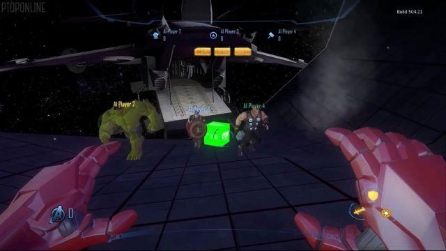不為人知的遊戲?被取消的電玩《復仇者聯盟》遊戲畫面遭外流