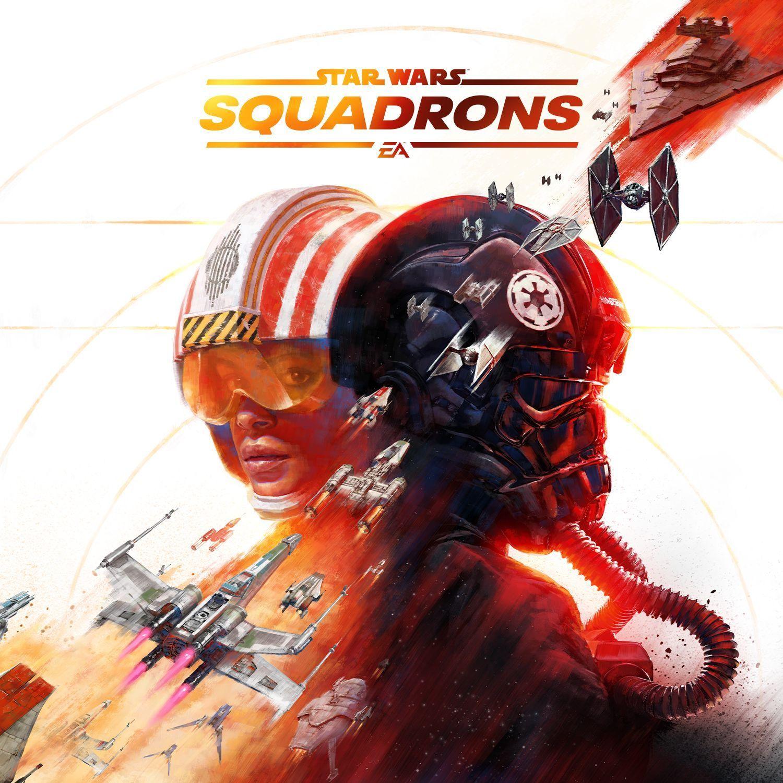 星戰遊戲系列新作《星際大戰:中隊爭雄》搶先發布全新宣傳海報