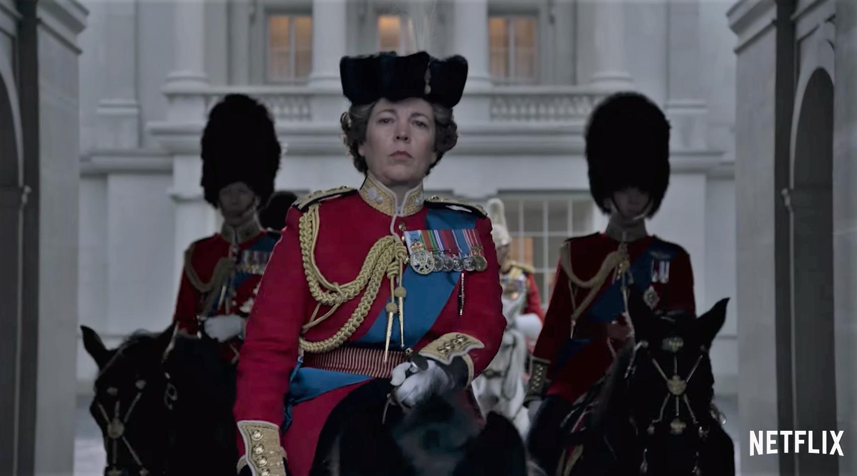 Netflix 影集《王冠》第四季釋出首支前導預告!姬蓮安德森加入扮演柴契爾夫人