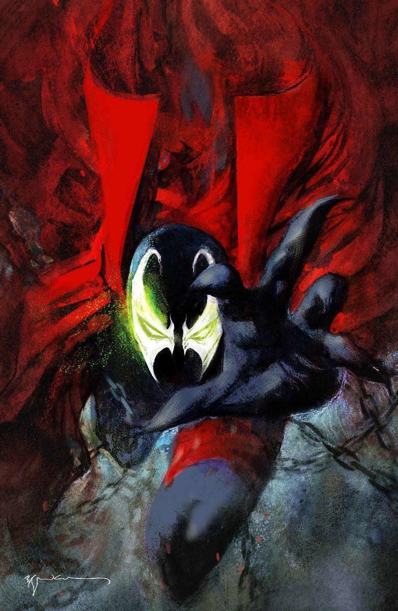 《閃靈悍將》最新一期變體封面熱騰騰出爐!你不說我還以為是死侍呢!