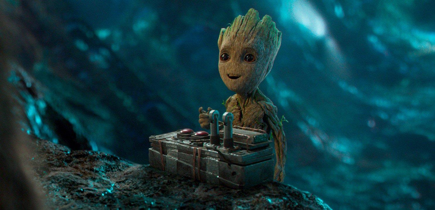 星際異攻隊2的小小格魯特不是格魯特!等等,蛤?