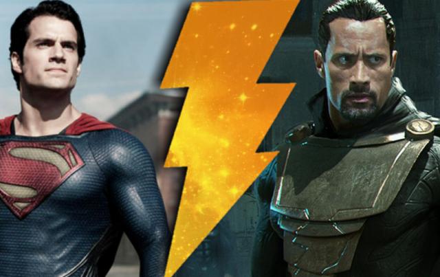 【謠言】《超人:鋼鐵英雄二》主要惡棍是黑亞當!?