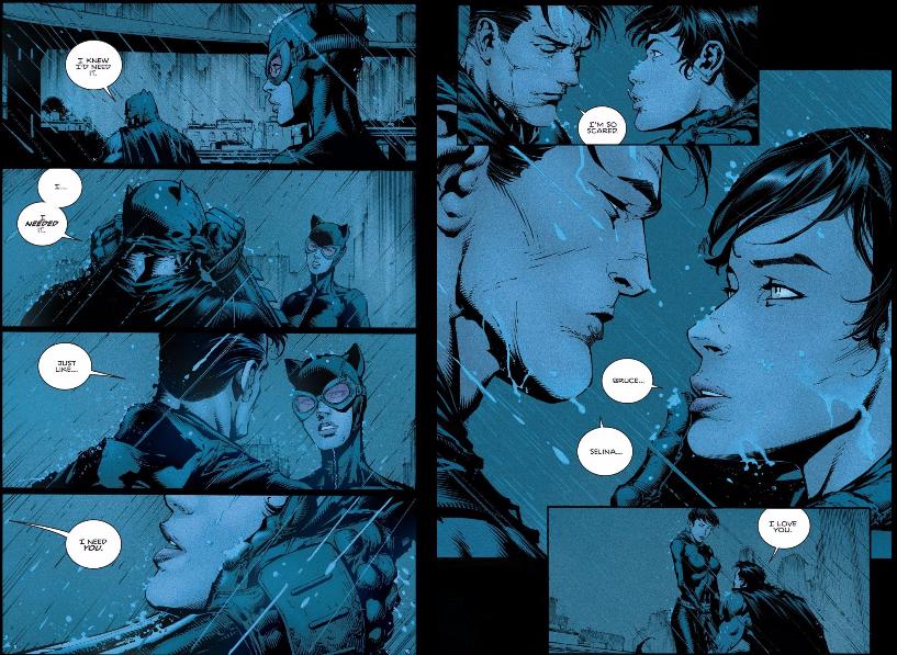 【美漫解謎】蝙蝠俠向貓女求婚?淺談目前DC「Rebirth」蝙蝠俠主線故事