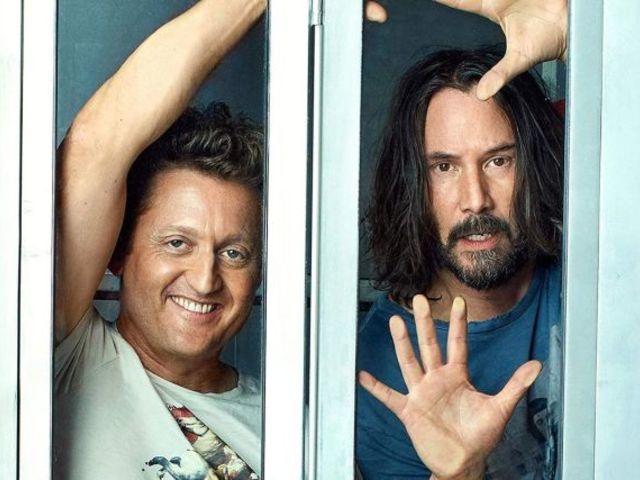 基努李維主演經典續集《阿比和阿弟3》全新「女兒檔」卡司曝光!是誰來繼承基哥的搖滾DNA?