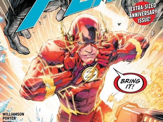 【DC宇宙相關】閃電俠貝瑞正式想起初代閃電俠!無賴幫則將在《惡棍年》團聚~