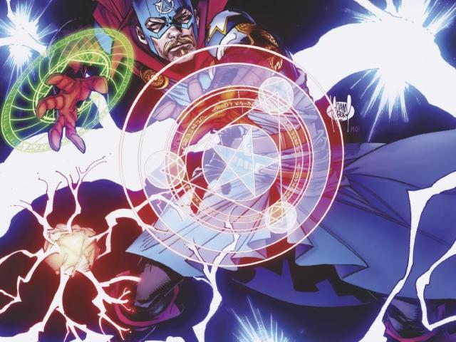 【漫威宇宙相關】奇異博士和美國隊長的混合體!?會用魔法的超級戰士-「至尊士兵」介紹