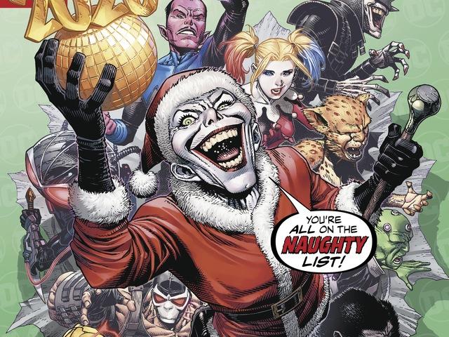 【DC宇宙相關】今天有網紅認為小丑手段老套決定做出更恐怖的來成為真小丑!