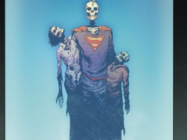 【DC宇宙相關】大笑蝙蝠俠宇宙的超人一家屍體讓克拉克崩潰!神力女超人爆發~