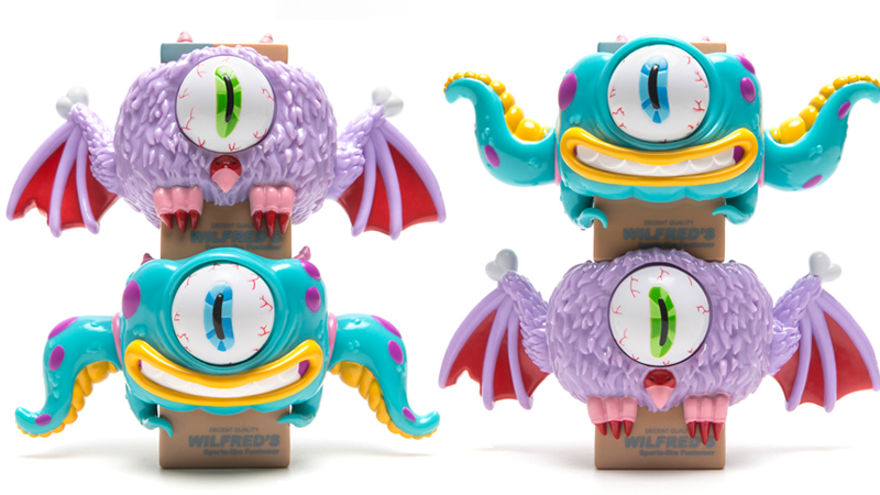 """Unbox Industries - """"怪物盒子(MONSTERBOX)"""" by R!CE STUDIO."""