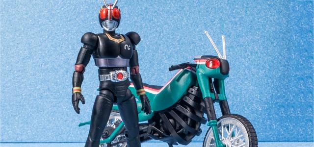 【官圖&販售資訊更新】《假面騎士》掌動「SHODO-X」系列 第五彈《假面騎士BLACK》試作情報公開!SHOD-X 仮面ライダー5