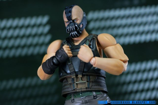 【開箱】Mafex - Bane (The Dark Knight Rises)