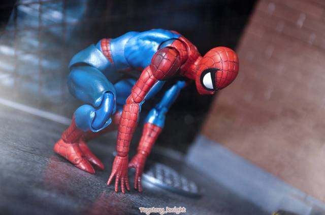 MAFEX Marvel Comics【蜘蛛人(漫畫Ver.)】SPIDER-MAN(COMIC Ver.)