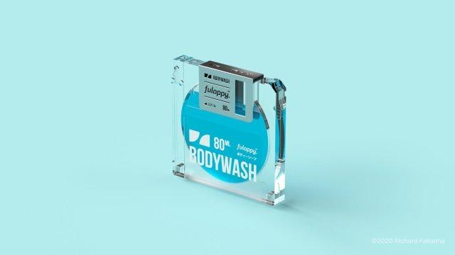 將過去的科技成為現代時尚產品!?日本推主將 MiniDisc 變成了沐浴乳了!