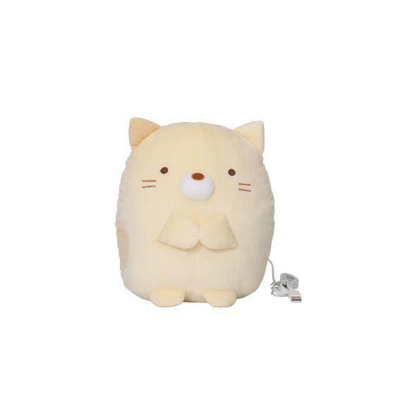 對抗寒冬的最佳萌伴侶!萬代推出《角落小夥伴》USB 暖暖娃娃