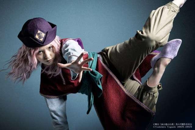 《幽遊白書》舞台劇定裝照公開!戶愚呂兄弟扮裝讓網友直呼超還原!