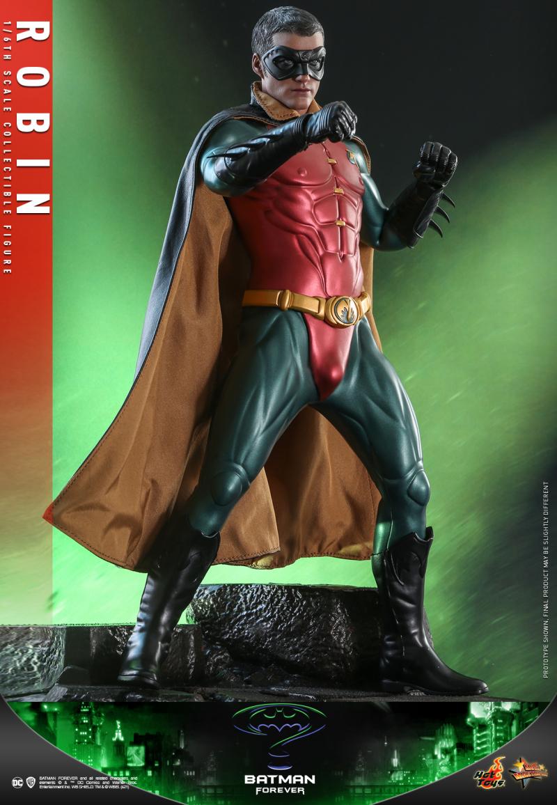 Hot Toys - MMS594 -《蝙蝠俠3》羅賓 1/6 比例收藏級人偶