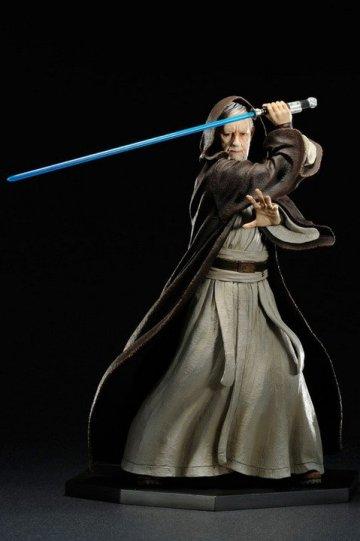 壽屋預計2012年推出「星際大戰歐比王立像」
