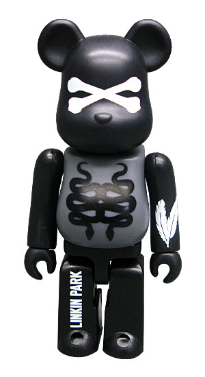 LinkinPark 100% BE@RBRICK