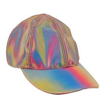 回到未來第二集道具複製品變色棒球帽 Back to the Future Marty McFly Hat Prop Replica