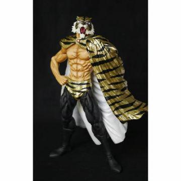 金色披風的虎面摔角手