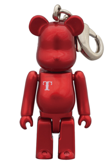 TOPCOAT COLLECTION 50% BE@RBRICK