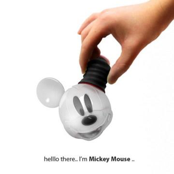 創意米奇燈泡