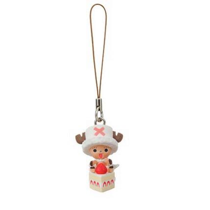 喬巴午茶時光吊飾2代聖誕版