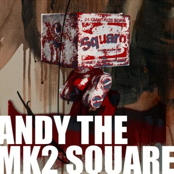 threeA - ANDY the MK2 Square