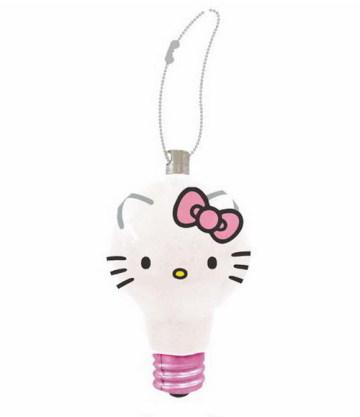 冬季乾燥對策,可愛隨身除電燈泡推薦!