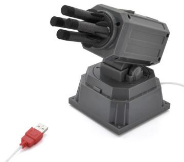 辦公室就是戰場!USB 遙控飛彈裝置!