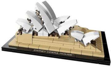 LEGO 經典建築系列 21012 雪梨歌劇院