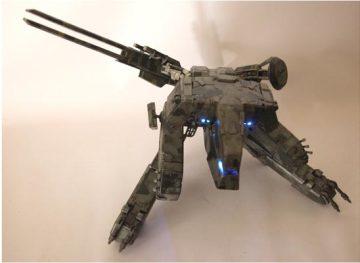 threeA × 特攻神諜:Metal Gear Rex