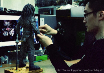 Hot Toys Artists' Words of 2011 & 2012 – Part 1 (By Joseph Tsang)