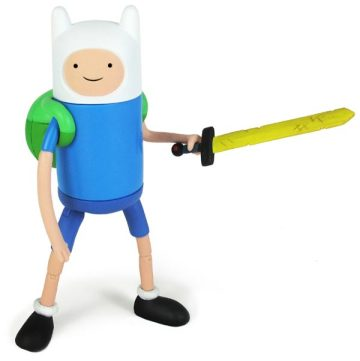 Adventure Time With Finn & Jake  探險活寶相關玩具