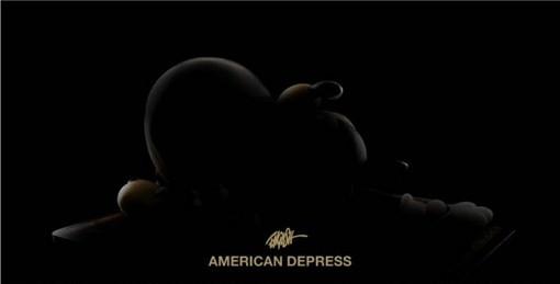 Ron English 的 American Depress